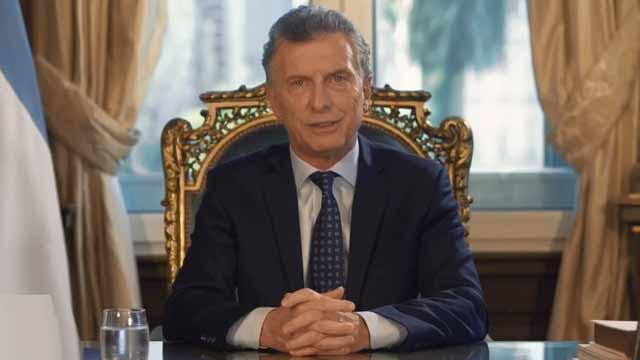 Macri tiene la camioneta desde que era Presidente