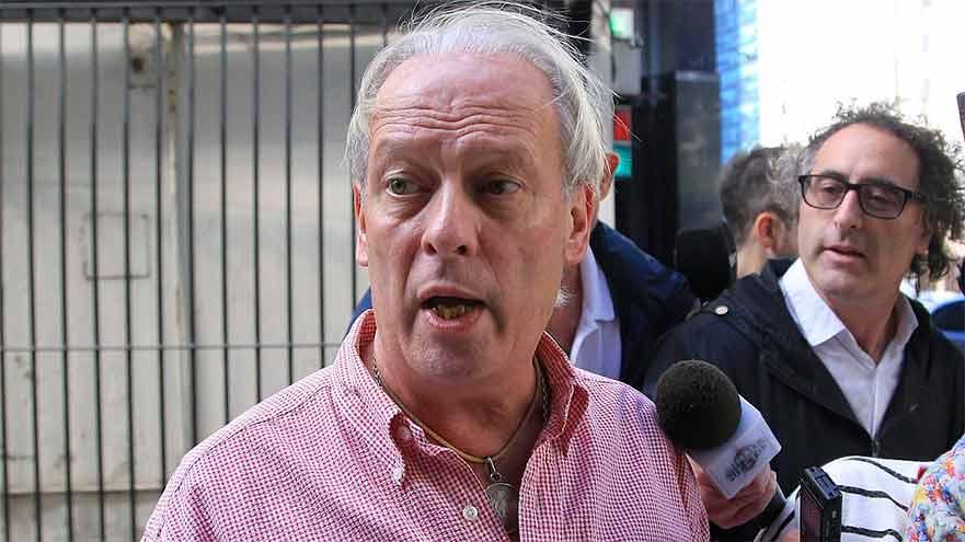 El titular de UPCN, Andrés Rodríguez, rechazó la última oferta de un 15% de aumento en cuatro cuotas.