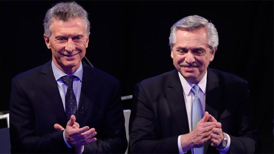 Macri criticó con dureza la gestión de Alberto Fernández.