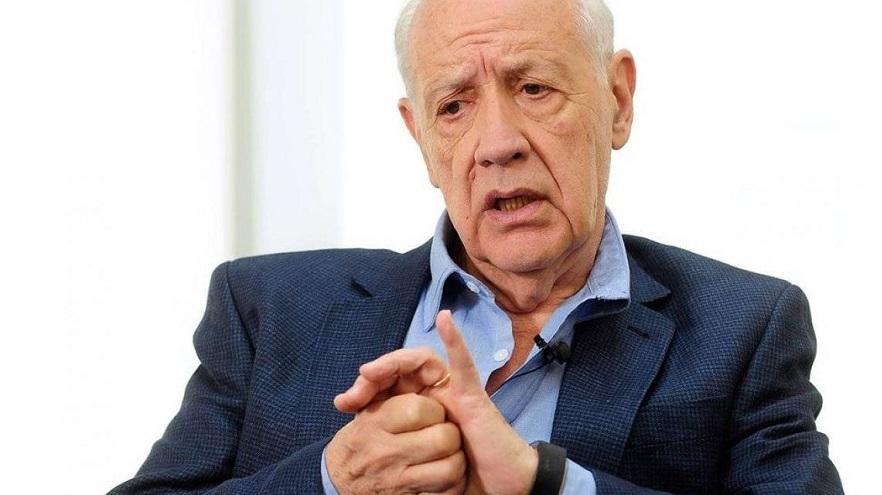 Roberto Lavagna, el nombre que concita más especulación para hacerse cargo de la cartera de Economía