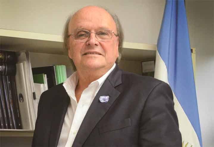 José Ignacio De Mendiguren, titular del Banco de Inversión y Comercio Exterior (BICE)