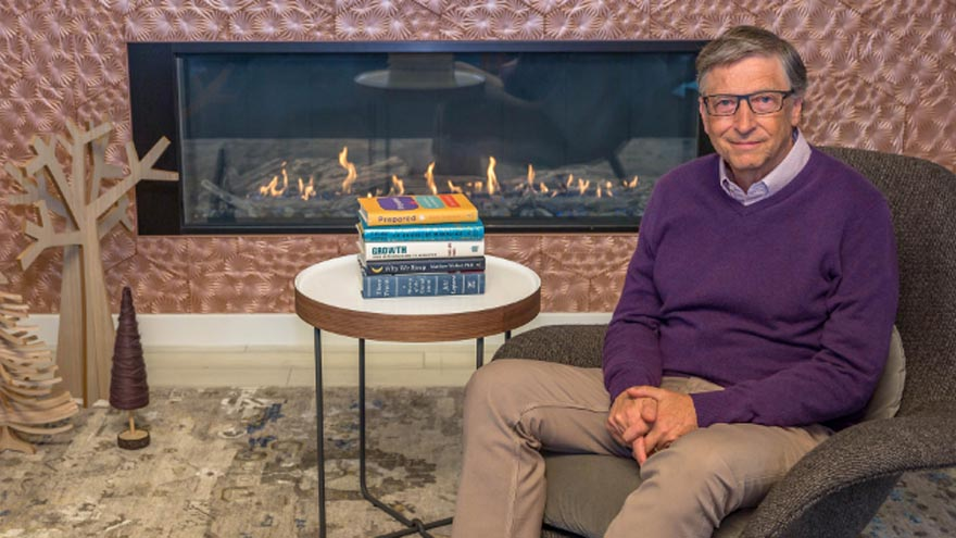 El multimillonario Bill Gates piensa donar su fortuna.