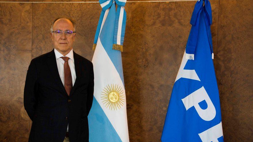 Guillermo Nielsen, presidente de la petrolera estatal, salió a defender el ajuste en los precios