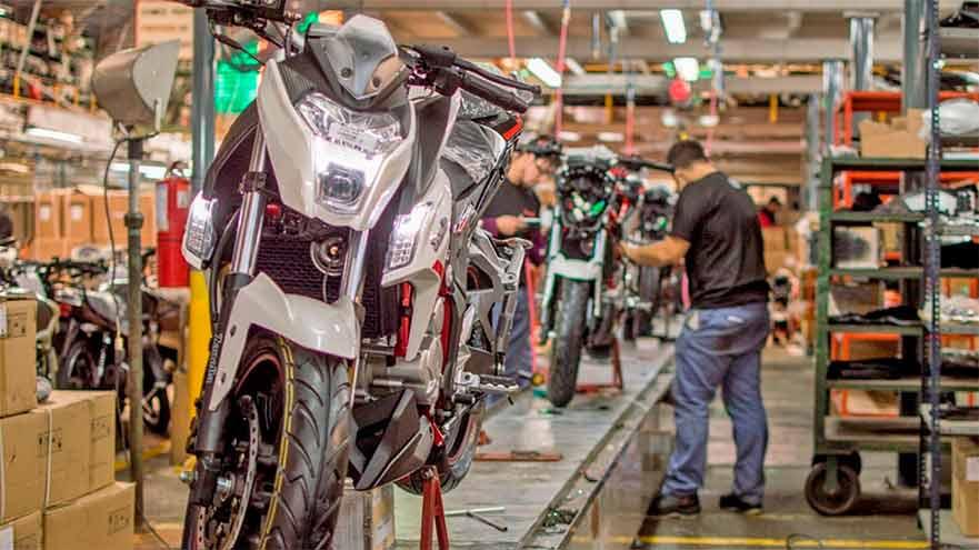 El grupo lidera la categoría de moto con más de un 1/4 de participación del mercado