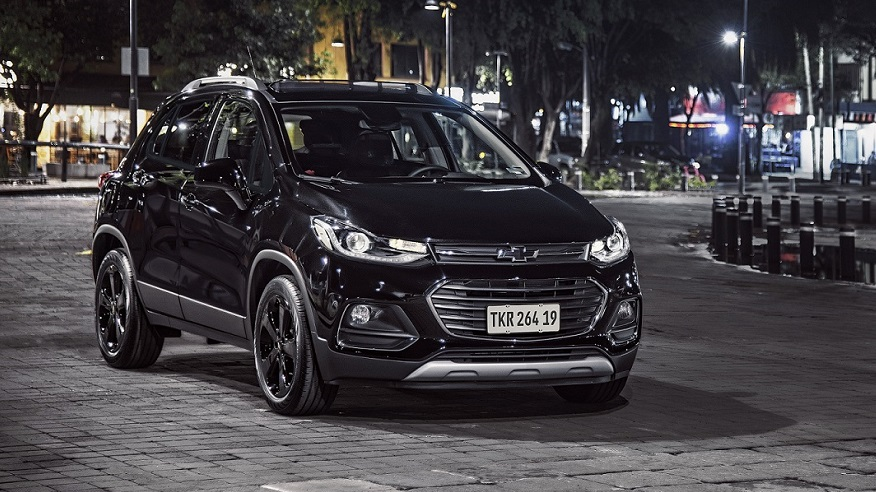 Chevrolet Tracker, el SUV chico de la marca, a remate.