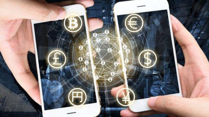La blockchain es una tecnología ascendente en las finanzas.