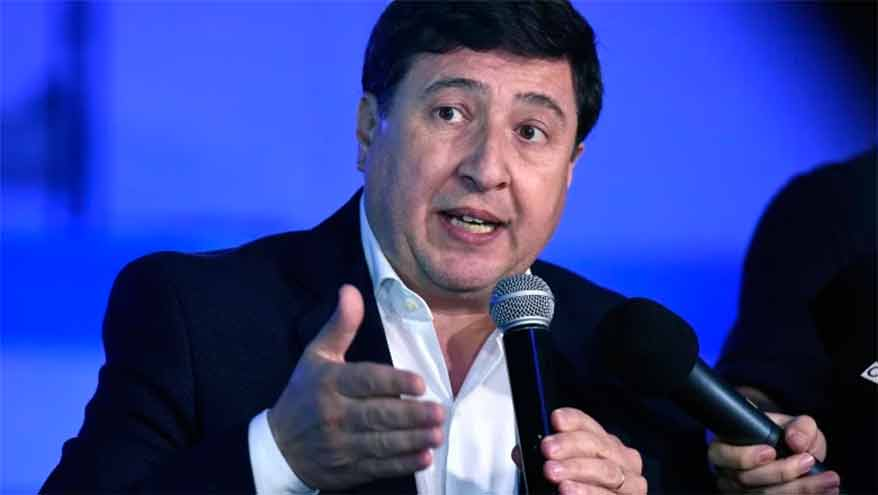 El ministro Daniel Arroyo fue el encargado de dar las explicaciones: culpó a la pandemia y dijo que hay que controlar los precios de alimentos