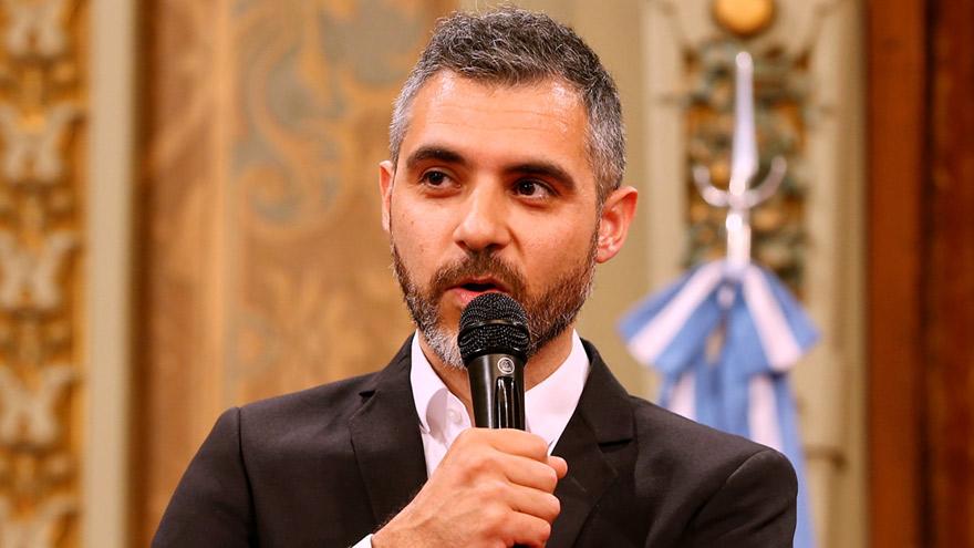 Cristian Girard, titular de ARBA, mencionó el impacto que la producción sufrió por la pandemia.