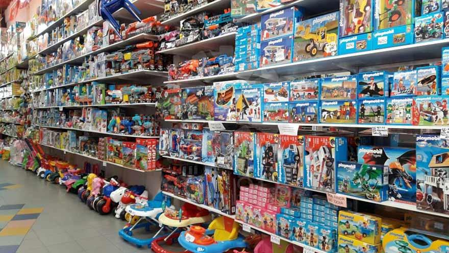 Las jugueterías no pueden atender al público y están en profunda crisis