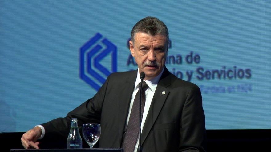 Natalio Mario Grinman, nuevo presidente de la CAC
