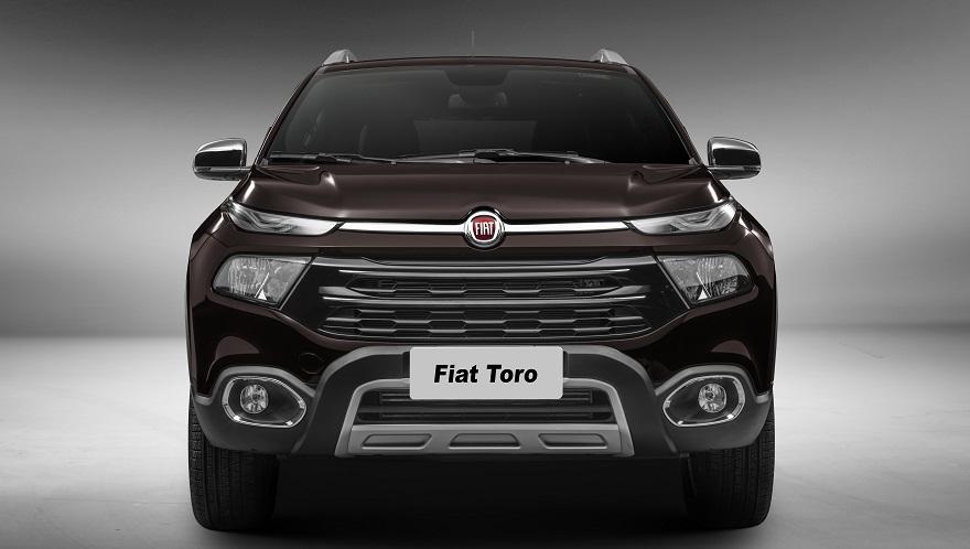 Fiat Toro, con dos opciones de caja automática.