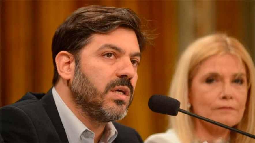 El jefe de Gabinete de Axel Kicillof, Carlos Bianco, afirmó el miércoles que el tiempo para