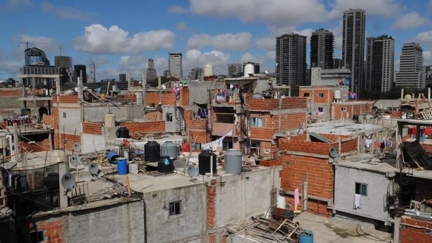 La pobreza crece en la Argentina.