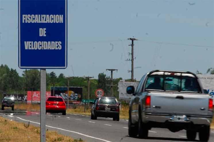 Antes de salir a la ruta, hay que tener el grabado de autopartes.