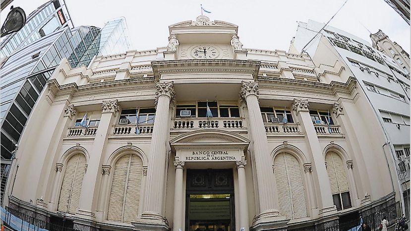 El Banco Central inyectó pesos en los últimos meses para mitigar los efectos de la crisis desatada por el coronavirus