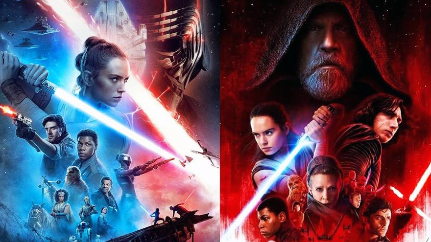 Star Wars es una de las sagas más exitosas del cine.