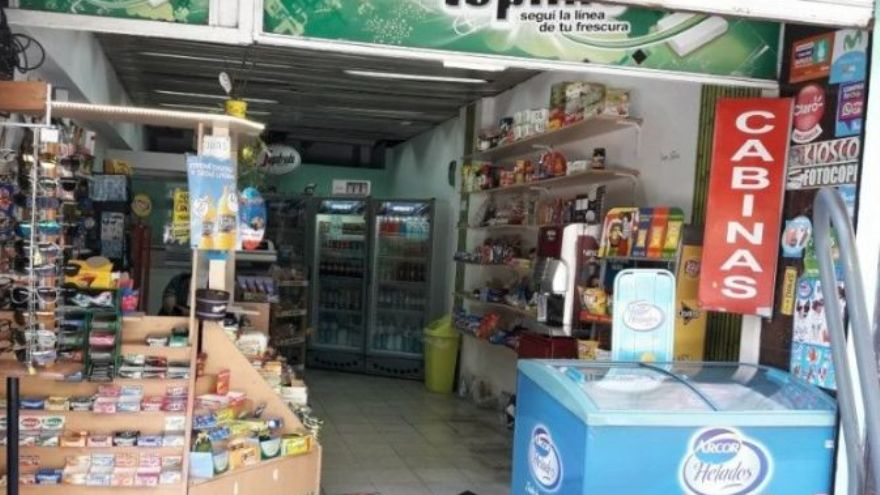 Las compras compulsivas en un kiosco representan un alto gasto a fin de mes.