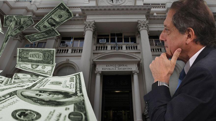 Hay temor en el Central por el incremento de la compra de dólares por homebanking.