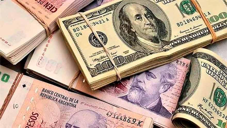 También se incrementó la compra del dólar salidario vía home banking