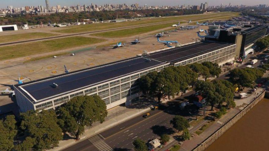 La decisión del Gobierno de iniciar las obras en la pista de Aeroparque