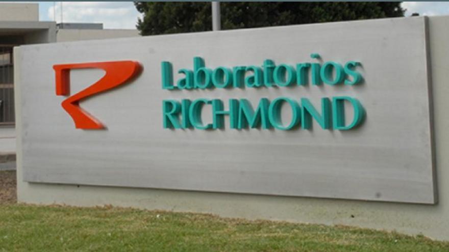 El laboratorio Richmond anunció que firmó un acuerdo con el Fondo Ruso de Inversión Directa