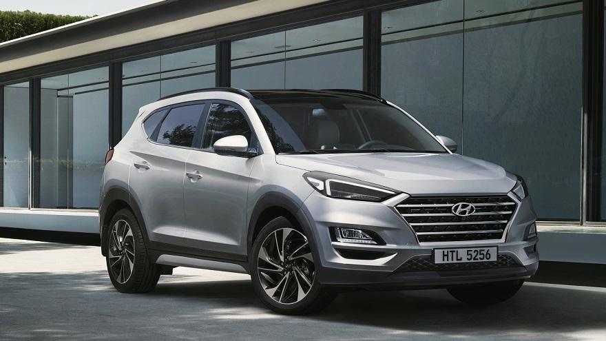 Hyundai, otra importadora con gran presencia en el país.