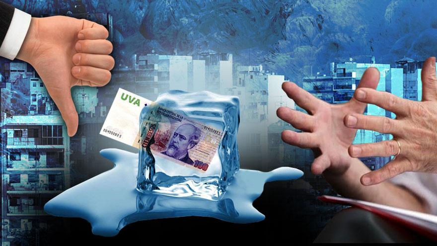 Los usuarios de los créditos UVA afrontaron tasas de interés elevadas en los últimos meses