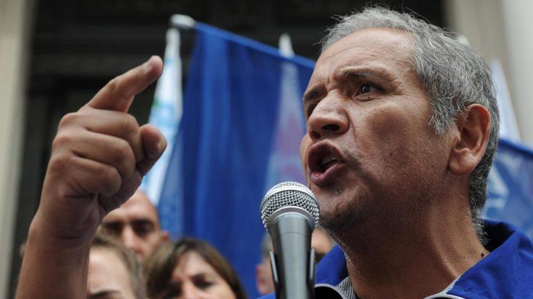 Sergio Palazzo, líder del sindicato bancario, dio una ayuda política al Gobierno al firmar en línea con la proyección de inflación oficial