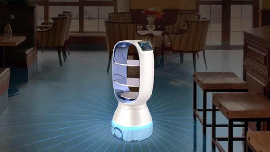 Los robots son cada vez nás habituales en el mundo desarrollado.