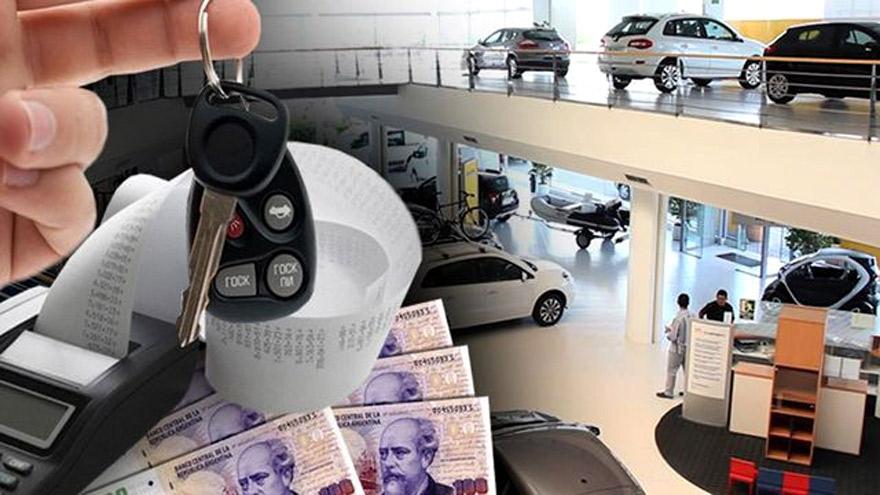 La falta de financiación complica la reactivación de la venta de autos.