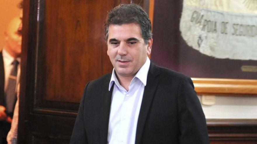 El diputado Cristian Ritondo.