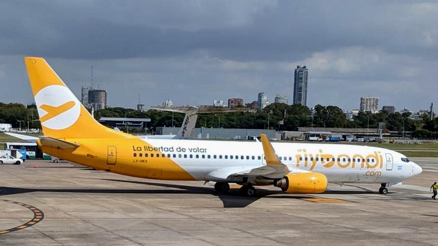 La compañía aérea fue una de las pioneras en el modelo de ajuste salarial durante la cuarentena
