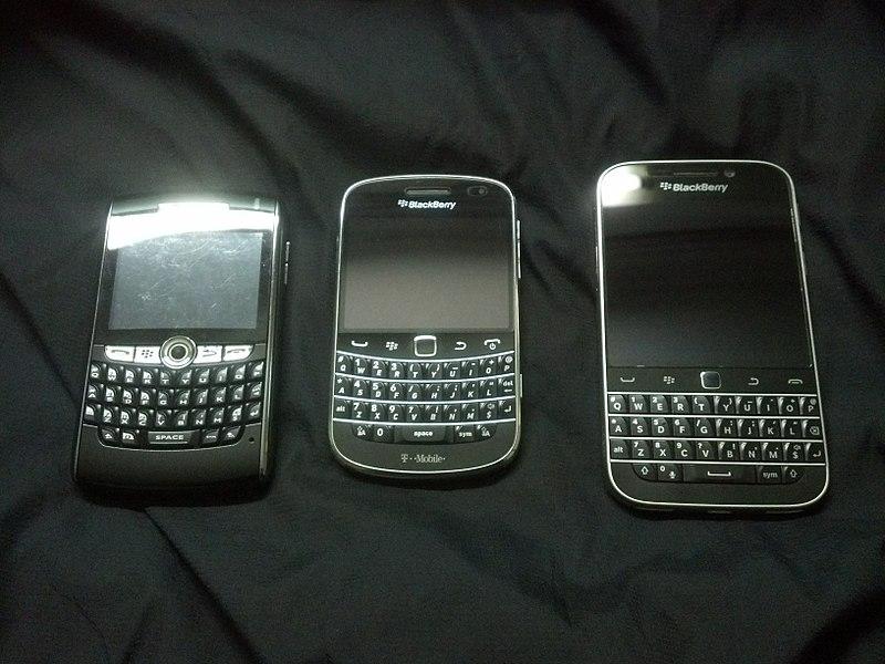 Los especuladores temen ahora por una movida similar sobre BlackBerry.
