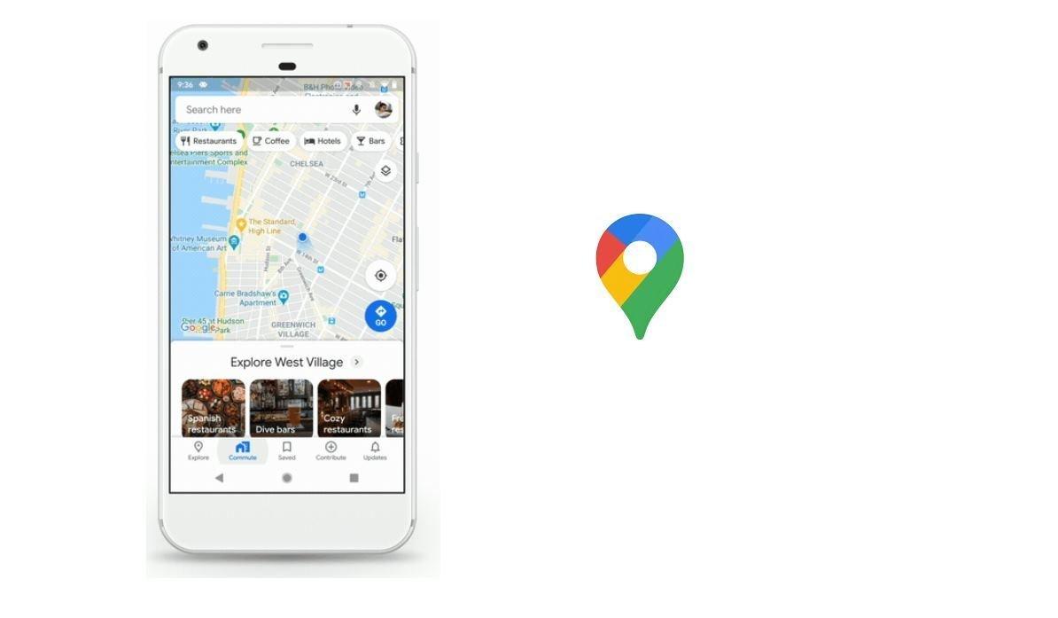 Google busca aumentar la interacción entre usuarios con la nueva versión de Maps.