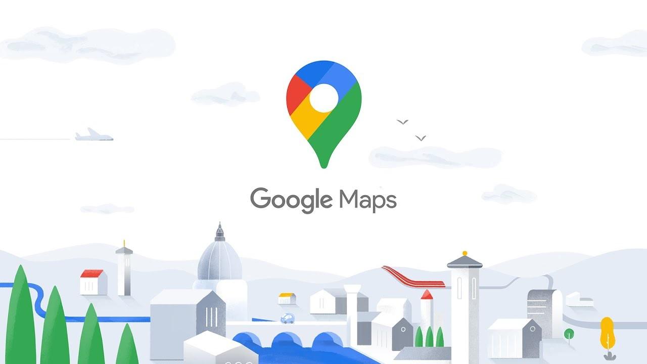 Google aprovechó el aniversario para cambiar el logotipo de Maps.
