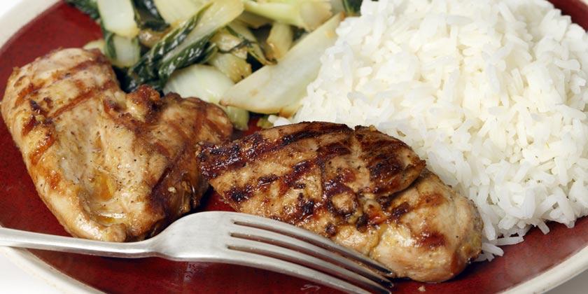 El pollo es una de las carnes blancas que puede proteger el sistema respiratoria