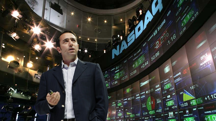 Marcos Galperin es uno de los empresarios más exitosos de la Argentina