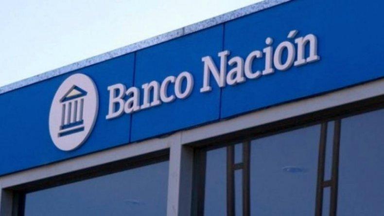 Banco Nación: la entidad pide no acudir a las sucursales sin turno.