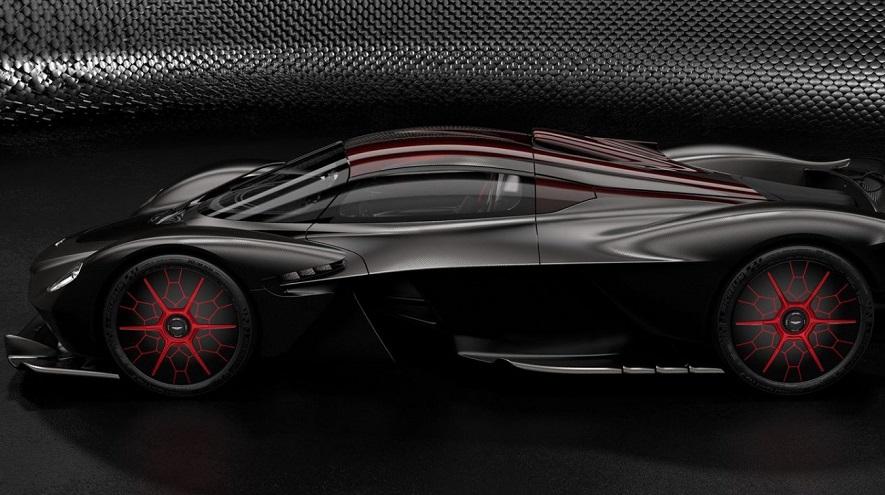 Aston Martin presentó su última creación y revolucionó el mundo.