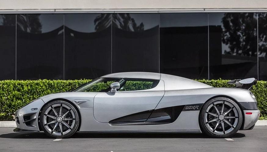 Otro más de los autos más caros del mundo.