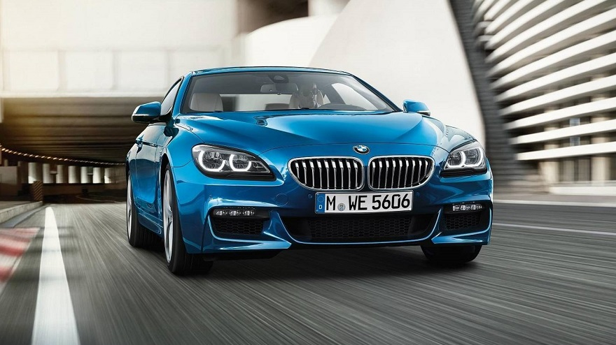El BMW Serie 6 con estética coupé es único en su segmento.