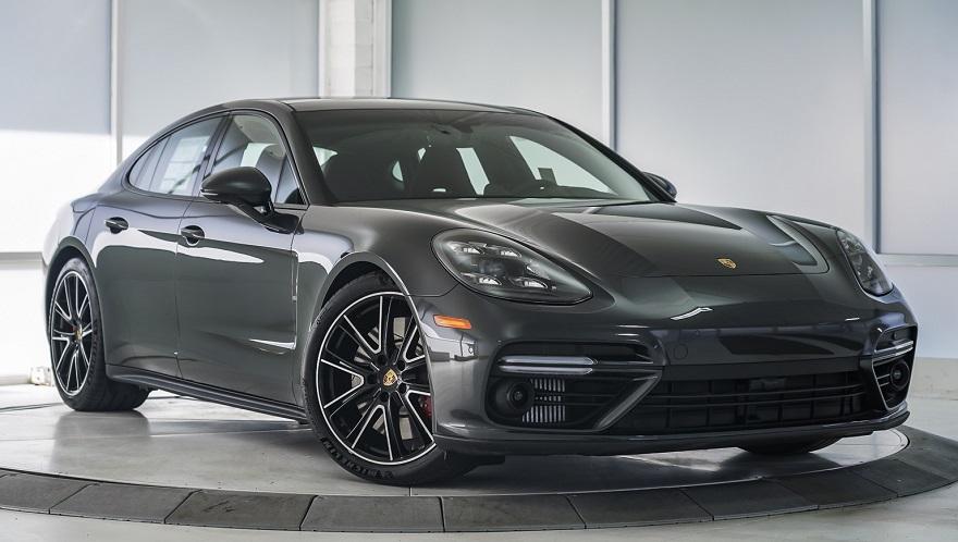 Porsche Panamera Turbo, máxima potencia.