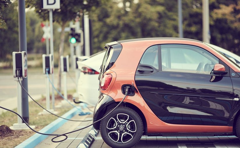 China apunta a que el 20% de su parque de vehiculos funcione a electricidad.