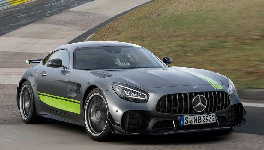 Mercedes Benz GTR, el deportivo en su máxima expresión.