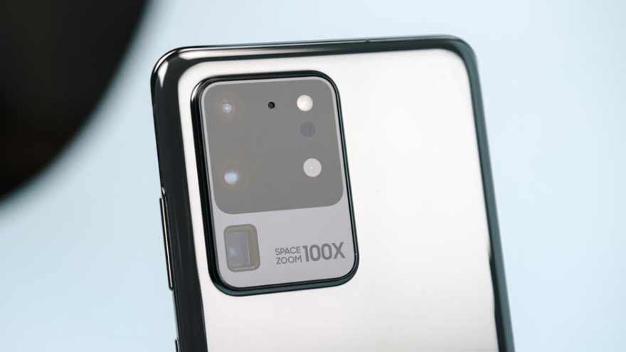Las cámaras son el gran argumento del S20 Ultra ante sus competidores.