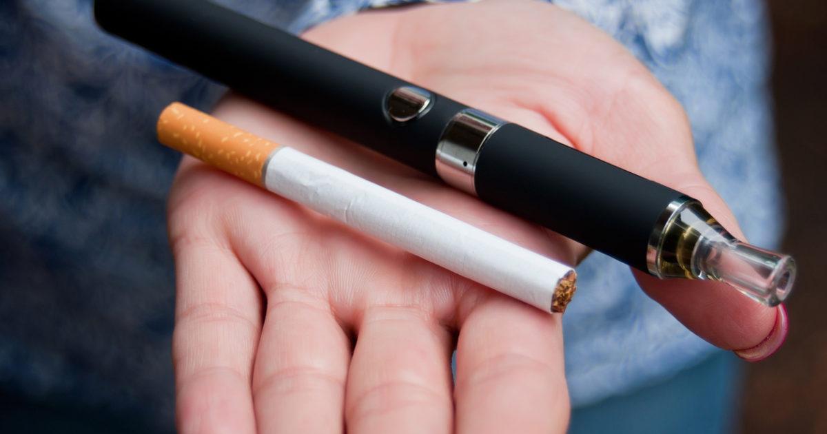 Al igual que el cigarrillo, el los productos de vapeo fueron restringidos