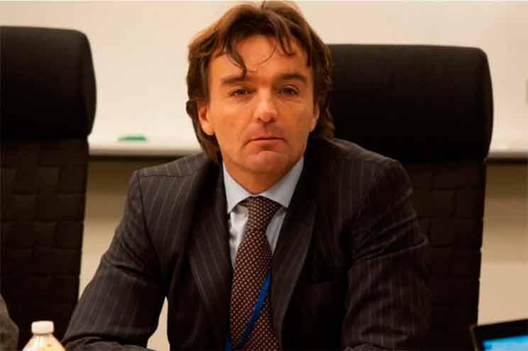 El presidente de la Comisión Nacional de Valores (CNV), Adrián Cosentino