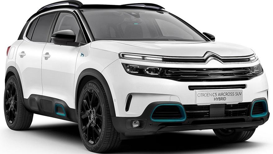El SUV de Citroën ahora es híbrido.