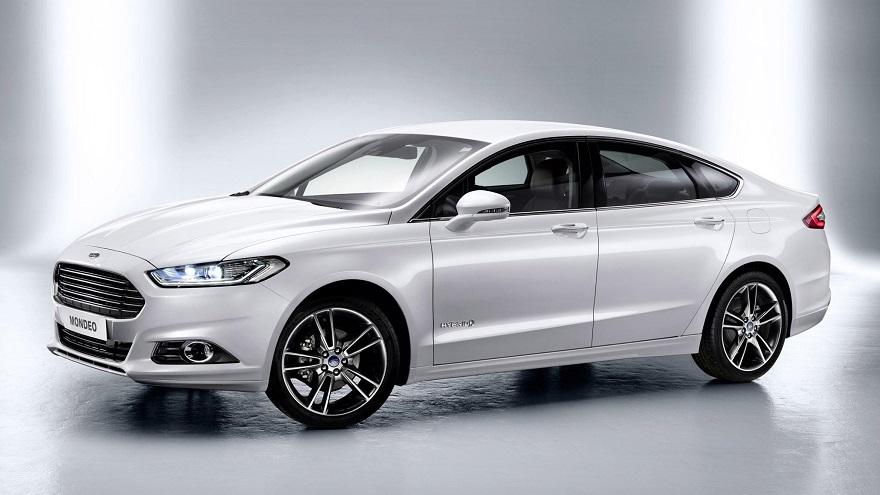 Mondeo hybrid, el auto con nueva tecnología de Ford.