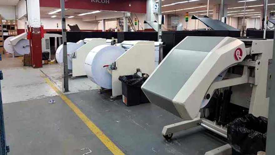 Ricoh es uno de los principales fabricantes globales de equipos de impresión.
